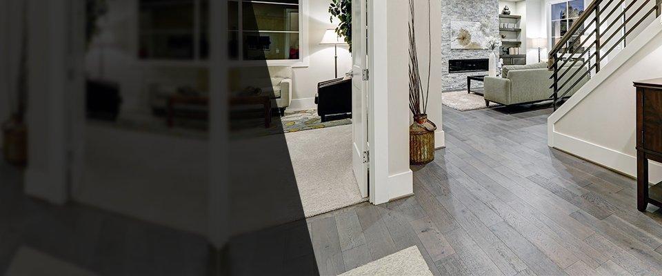Laminate Flooring Install
